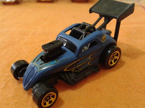 Hot Wheels Fiat 500 C - Loose