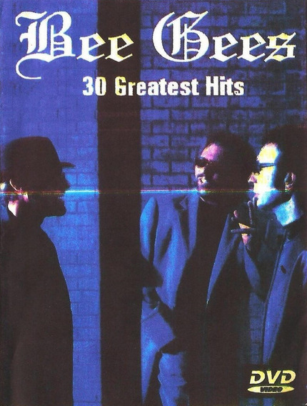Dvd Show Musical - Bee Gees - 30 Greatest Hits