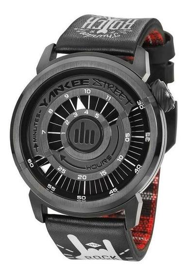 Relógio Yankee Street Unissex Rock - Ys30229p