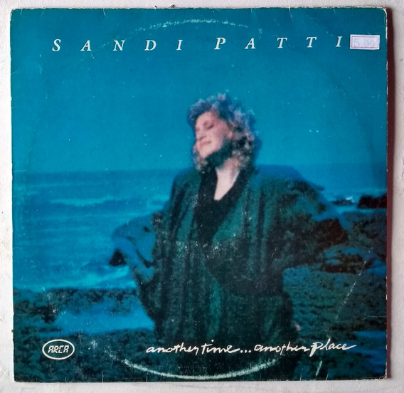 Lp Sandi Patti Another Time... Another Place