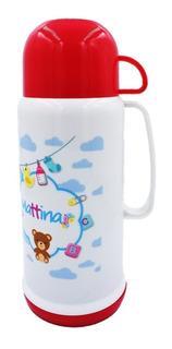 Termo De Bebe Para Mantener Agua Caliente 1 Litro