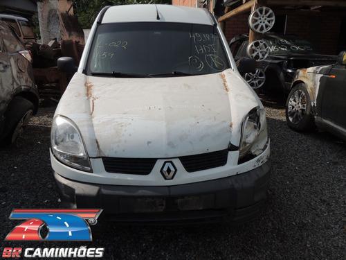 Sucata Renault Kangoo Express 1.6 2013 Para Venda De Peças!