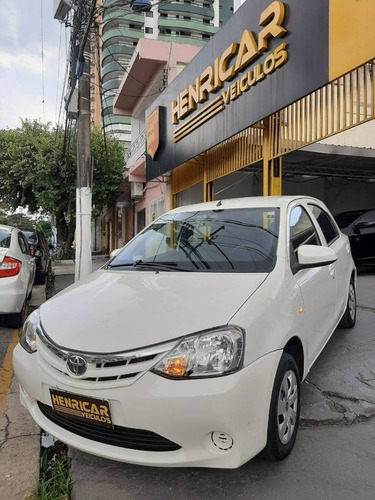 Toyota Etios 1.3 X 16v Flex 4p Manual