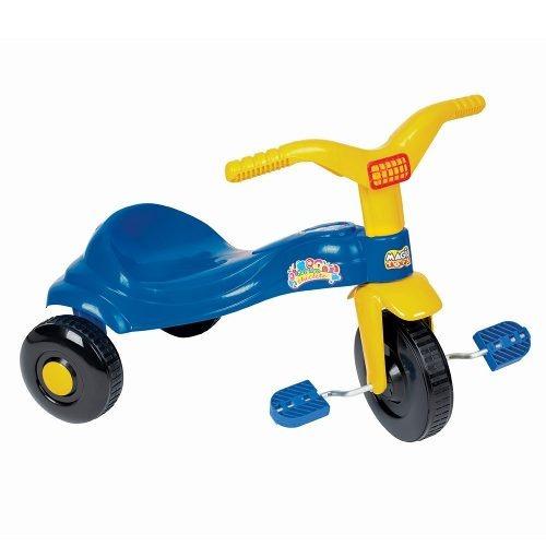 Motoquinha Tico Tico Chiclete Infantil