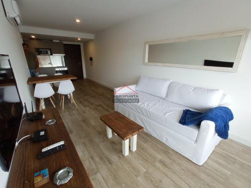 Apartamento 1 Dormitorio En Península * Alquiler Temporario- Ref: 5344