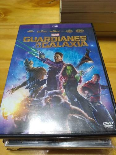 Guardianes De La Galaxia - Dvd - Nuevo