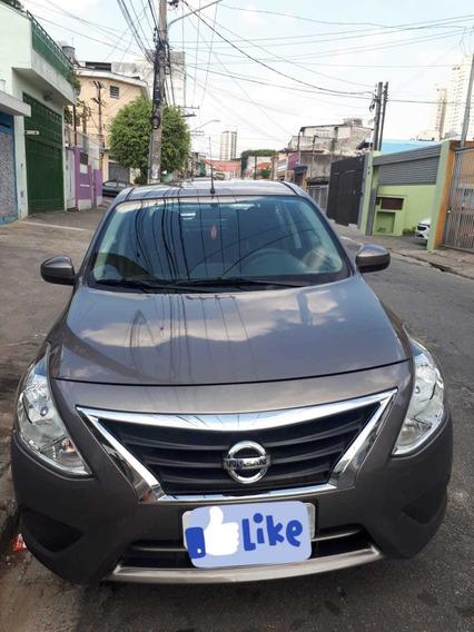 Nissan Versa 1.0 12v S 4p 2017