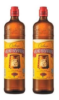 Cachaca Velho Barreiro 2 Botellas Envio Gratis En Caba