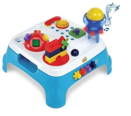 Mesa De Atividades Magic Toys Maxi Azul