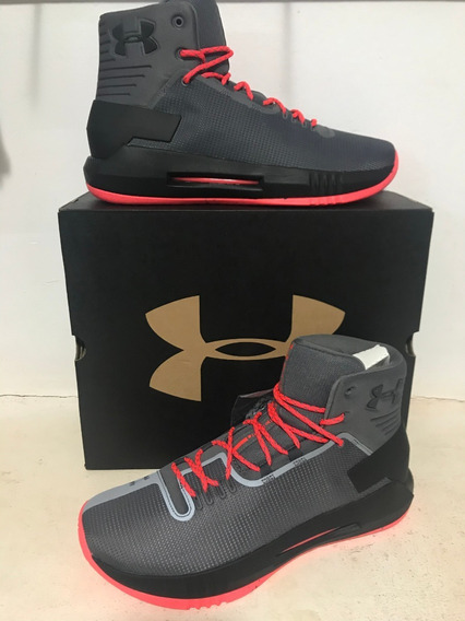 Tênis Under Armour Drive 4 Basquete