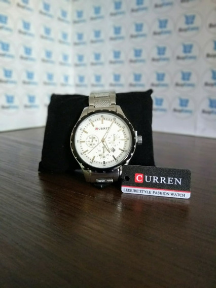 [liquidação] Relógio Curren Masculino Novo Original Luxo