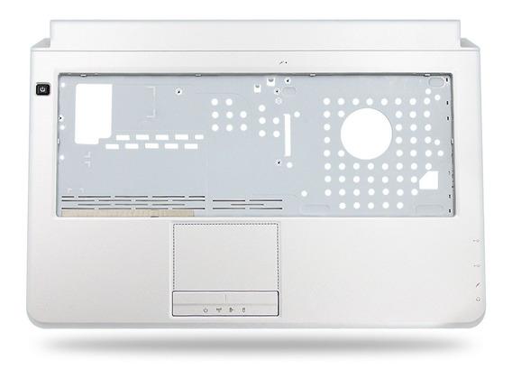 Carcaça Touchpad Positivo Premium 3110 Séries Prata