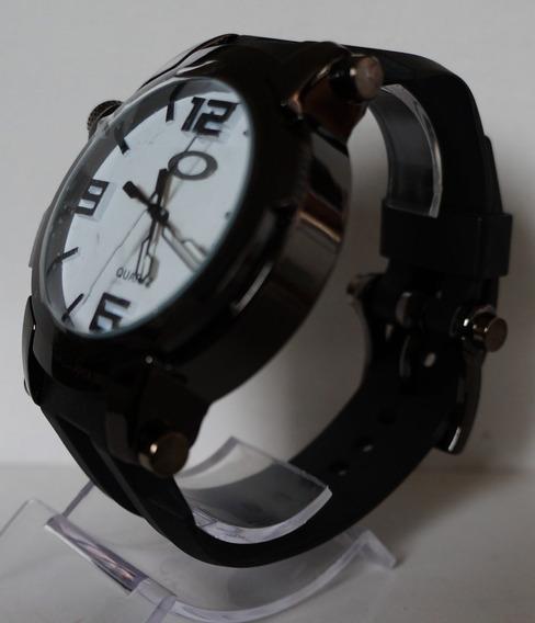 Relógio Oakley Titanium Azul Masculino + Caixa