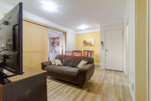 Imagem 1 de 17 de Apartamento Com 3 Dormitórios À Venda, 86 M² Por R$ 553.000,00 - Vila Augusta - Guarulhos/sp - Ap1161