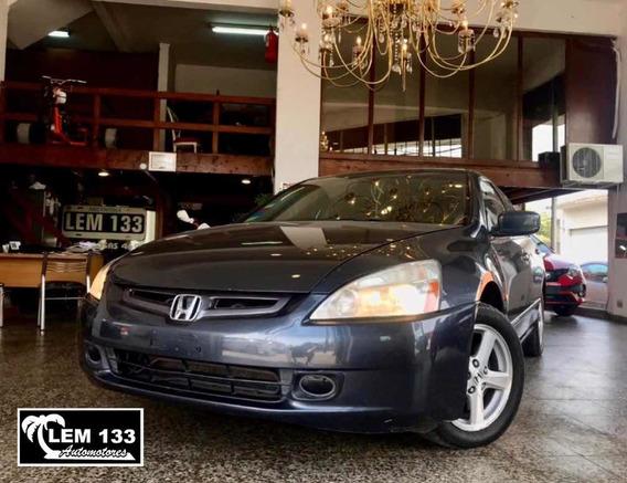 Honda Accord 3.0 V6 Automatico Full-full, Anticipo $