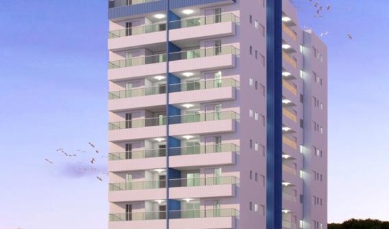 Apartamento 2 Dorms Para Venda No Centro Em Itanhaém - Sp