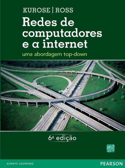 Livro Redes De Computadores E A Internet