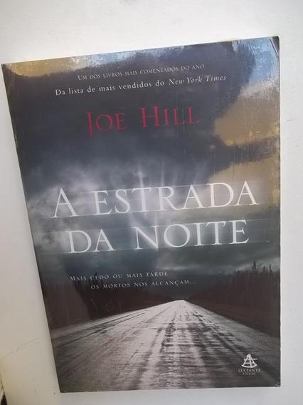 Livro - A Estrada Da Noite - Joe Hill
