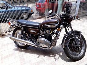 Yamaha Tx 650 Ohc