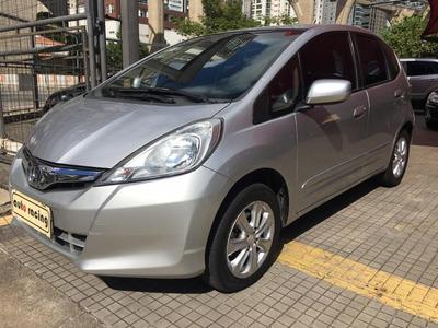 Honda Fit Lx Automatico Ano 2014