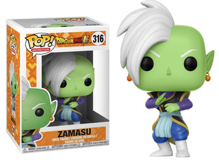 Funko Pop Zamasu #316 Dragon Ball. Ramos Mejia