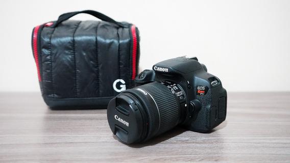 Kit - Canon T5i + Steadycam (estabilizador) + Acessórios
