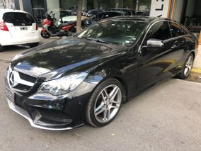 Mercedes Benz E350 Coupe Sport B.efficiency At Alza Motors