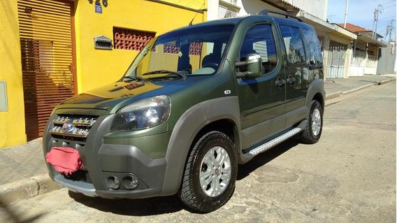 Doblo Adventure 1.8 Xingu 2013 Unico Dono