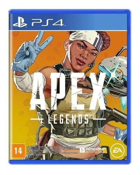 Apex Legends Lifeline Edition Ps4 Novo ( Requer Internet )