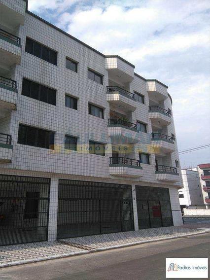 Apartamento Com 1 Dorm, Solemar, Praia Grande - R$ 200.000,00, 60m² - Codigo: 22203 - A22203