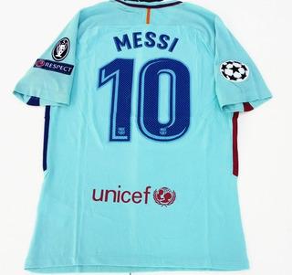 Camisa Barcelona Away 17/18 - Jogador