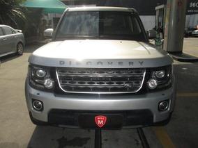 Discovery 4 Se 3.0 Diesel Blindada 2015 Único Dono Impecável
