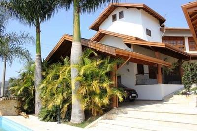 Casa Em Condomínio Itatiba Country Club, Itatiba/sp De 403m² 3 Quartos À Venda Por R$ 1.700.000,00 - Ca94117