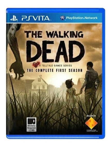 The Walking Dead The Complete First Season - Ps Vita
