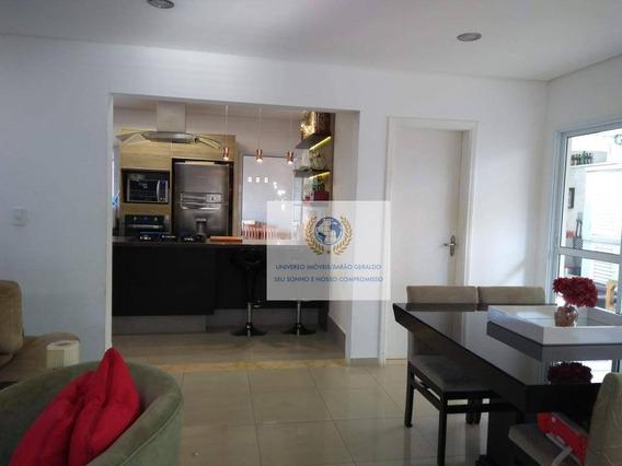 Casa Com 3 Quartos À Venda, 220 M² Por R$ 750.000 - Residencial Terras Do Barão - Campinas/sp - Ca1094