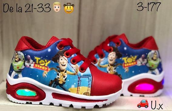 Zapatos Botas Con Luces Colombiano Tipo A1