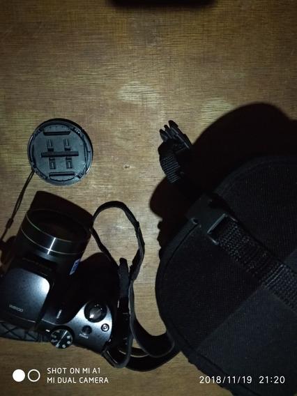 Camera Digital Sansung Semi Profissional Wb100 Perfeita