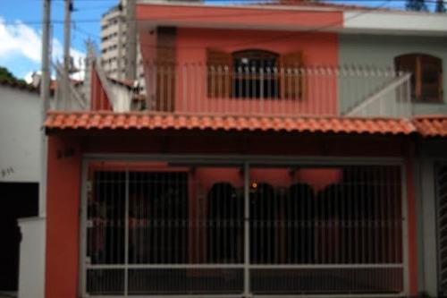 Imagem 1 de 10 de Casa Sobrado Para Venda, 3 Dormitório(s), 220.0m² - 2005