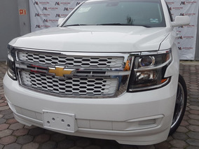 Chevrolet Suburban 5.3 Lt V8 Piel 2da Cubo At Bello Van