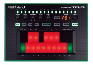 Teclado Sintetizador Roland Tb3 Aira Touch Bassline