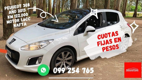 Peugeot 308 1.6 Act