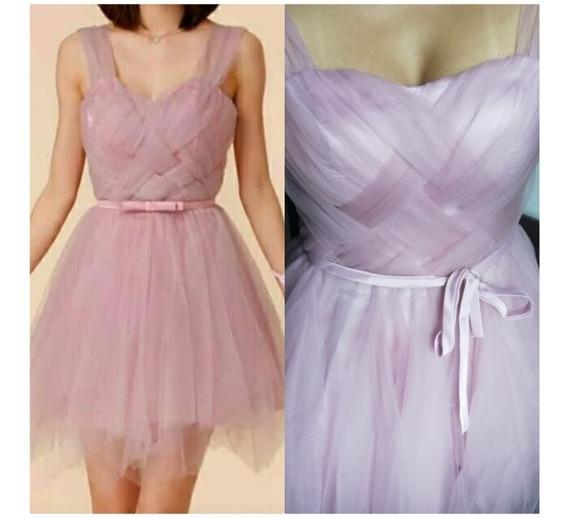 Vestido Noiva Civil Debutante P/m **branco,vermelho,rosa**