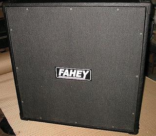 Baffle Fahey Guitarra O Bajo 160w - Envío Gratis -