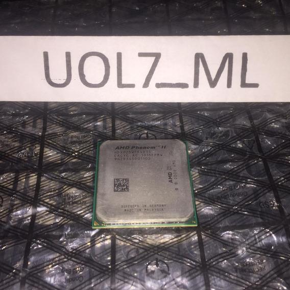 Processador Amd Phenom Ii X4 925 2.8ghz Socket Am2+/am3