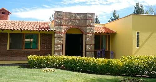 Casa Con Muebles Incluidos | Edén Los Sabinos Aguascalientes