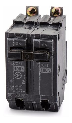 Imagen 1 de 7 de Pastilla Termomagnética General Electric Thqb 21100