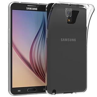 Carcasa Jetech Galaxy Note 3 Soft Clear Shockabsorption Para