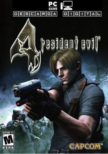 Resident Evil 4 Clásico Juego Pc Digital Español