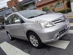Nissan Grand Livina 1.8 Sl 16v 2013 - F7 Veículos