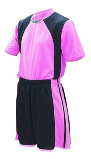 Camisa Calcao Fardamento Uniforme Time Futebol Kit 15 Pcs